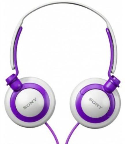 Sony Słuchawki MDR-XB200V Fioletowe