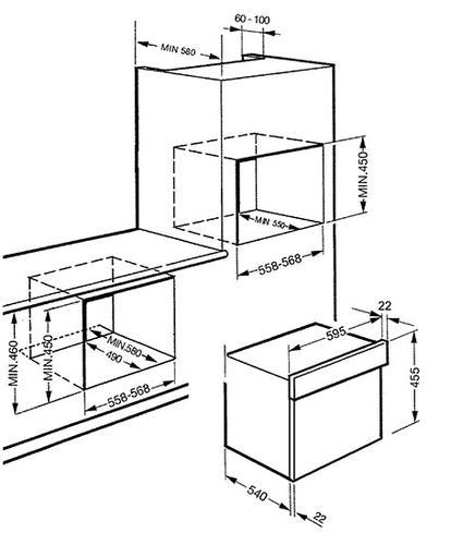 Smeg SC745MPO kuchenka mikrofalowa