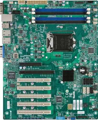 Supermicro Płyta serwerowa X10SLA-F MBD-X10SLA-F-O