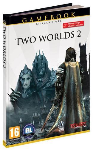 Gamebook Two Worlds II (książka + gra PC)