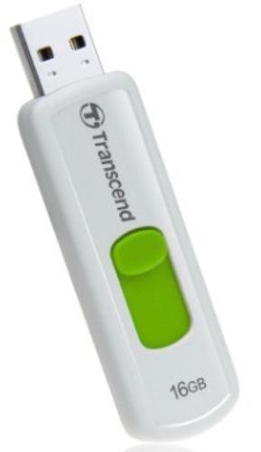 Transcend JETFLASH 530 16GB USB2.0 WHITE
