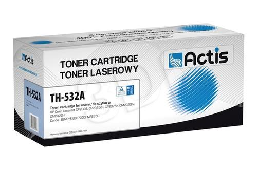 Actis TH-532A żółty toner do drukarki laserowej HP (zamiennik 304A CC532A) Standard
