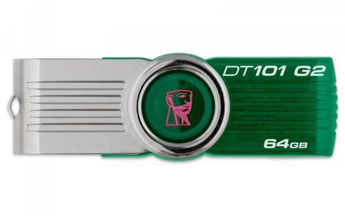 Kingston Data Traveler 101 Gen2 64GB USB 2.0 GREEN