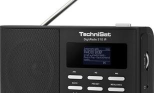 TECHNISAT RADIO DAB,FM DIGITRADIO210IR+INTERNET