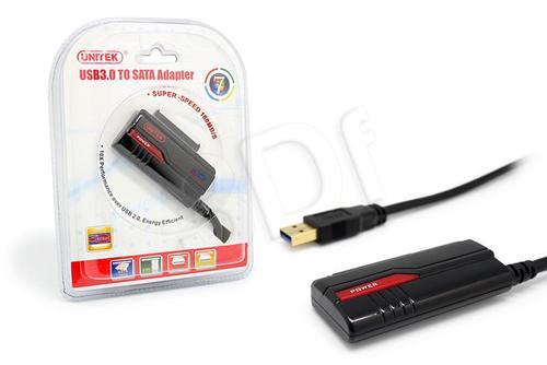 MOSTEK UNITEK Y-1034 USB 3.0 do SATA