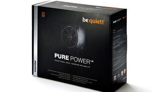 be quiet! Pure Power L8 600W 80+ Bronze BN224