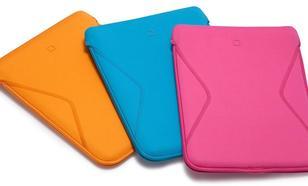 Dicota Tab Case 10 EVA e-book and tablet - pianka EVA (ORANGE)