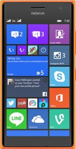 Nokia Lumia 730 DS ORANGE