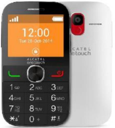 Alcatel OneTouch 2004C Biały (2004C-2BALCZ1)