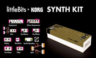 Korg LittleBits Synth