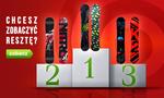 Najpopularniejsze Deski Snowboardowe - TOP 10 Styczeń 2015