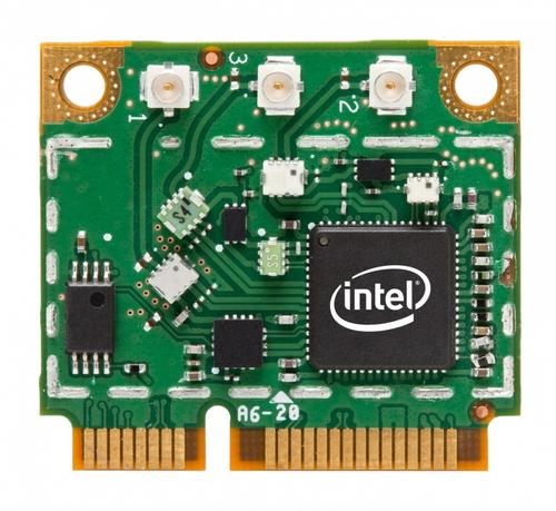 Intel Centrino Ultimate -N 6300 DualBand 3x3 HMC