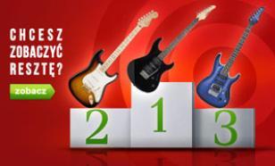 Czołowe Gitary Elektryczne - Poznaj TOP 10!