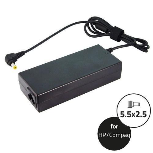 Qoltec Zasilacz do HP Compaq 90W | 18.5V | 4.9A | 5.5*2.5