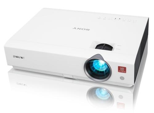 Sony 3LCD WXGA 2600lm, 3000:1 HDMI, 2.5 kg