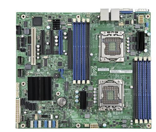 Intel S2400SC2 płyta 2xE5-2400 8xDDR3/8xSATA/2xLAN