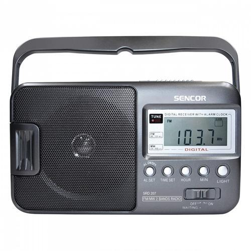 SENCOR SRD 207 RADIO