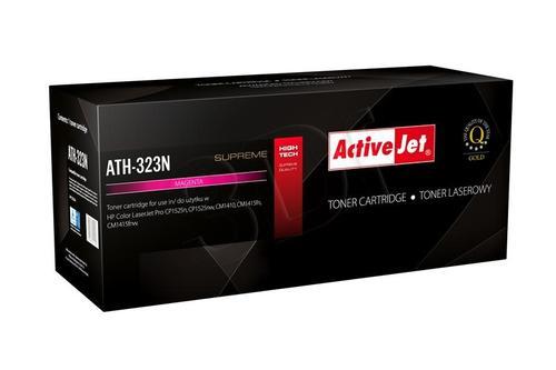 ActiveJet ATH-323N magenta toner do drukarki laserowej HP (zamiennik 128A CE323A) Supreme