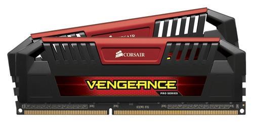 Corsair DDR3 Vengeance Pro 16GB/1600(2*8GB) CL9-9-9-24 Red