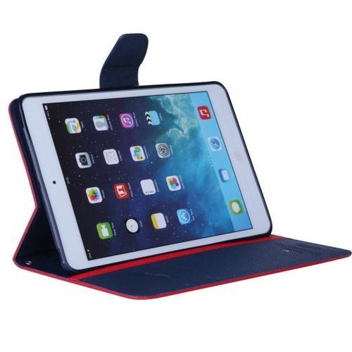 """WEL.COM Etui Fancy Diary do LG G pad 8.3"""" różowo-granatowe"""