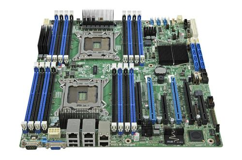 Intel S2600COE płyta 2xE5-2600/16x DDR3/8xSAS/4xLAN