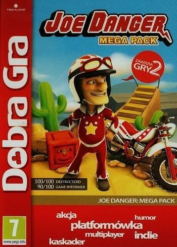 Techland Dobra Gra: Joe Danger Mega Pack PC