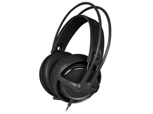 SteelSeries Słuchawki z mikrofonem SIBERIA V3 BLACK