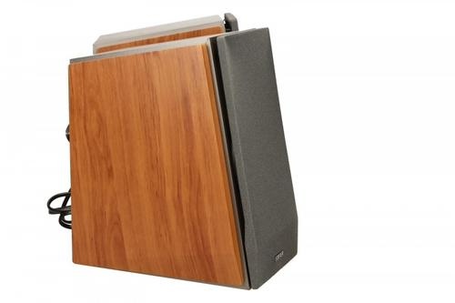 Edifier Głośniki 2.0 R1600Tiii drewnopodobne