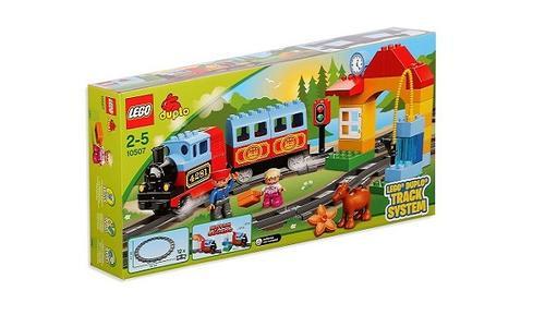 LEGO Duplo Mój Pierwszy Pociąg (10507)