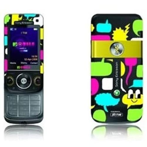 Sony Ericsson W760 MTV Edition