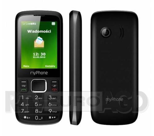 myPhone 6300 (czarny)