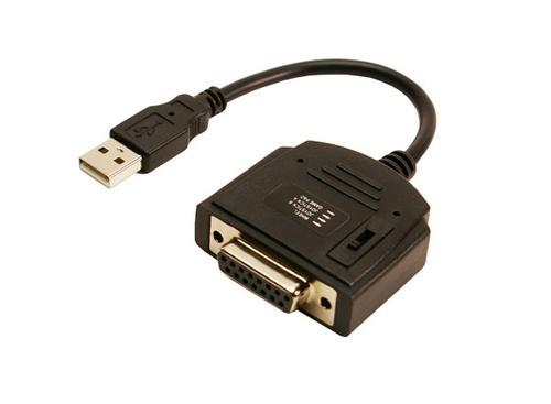 LogiLink Adapter USB 2.0 do Gameport