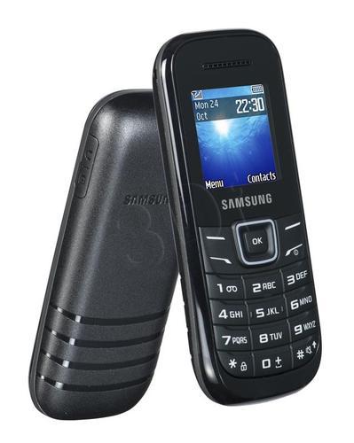 SAMSUNG E1200R BLACK