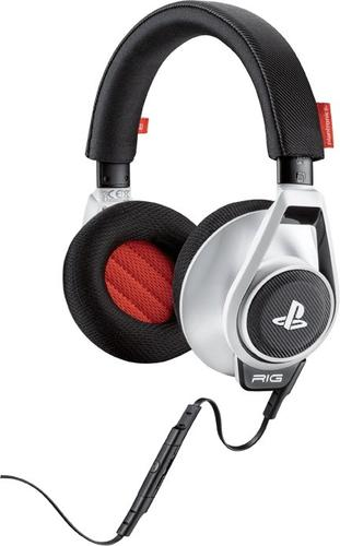 Plantronics GameCom RIG SCEE PS4 Biale