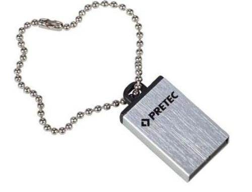 PRETEC i-Disk Elite USB 2.0 - 32 GB Silver