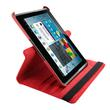 4World ETUI DO GALAXY TAB 2 10''FOLDED CASE CZERWONE