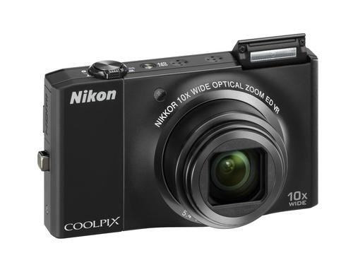 NIKON COOLPIX S8000 (CZARNY)