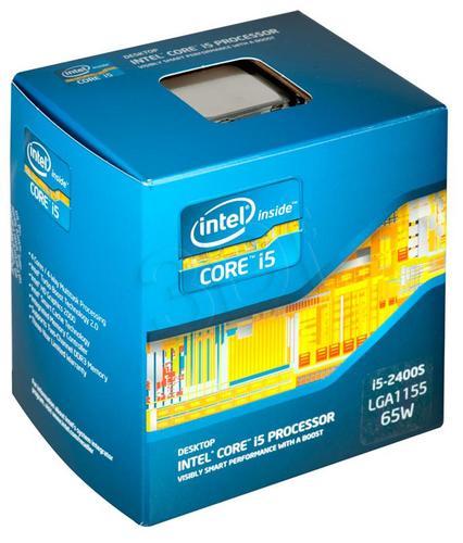 CORE I5 2400S 2.5GHz LGA1155 BOX
