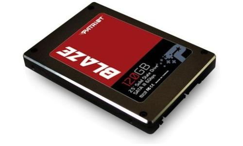 Patriot Blaze SSD 120GB