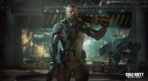 Activision Call of Duty Black Ops III PC (napisy PL)