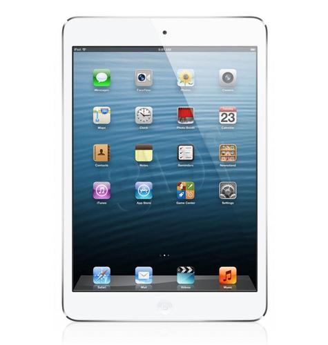 iPad Mini 16GB WiFi+4G WHITE PL