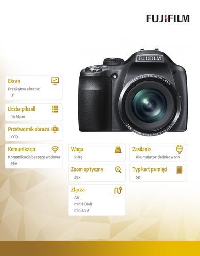 FujiFilm SL280 black