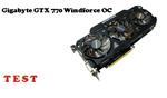 Gigabyte GTX 770 Windforce 3 OC test karty graficznej