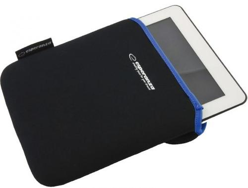 ESPERANZA ETUI NA TABLET 9,7 CALI BLACK/BLUE