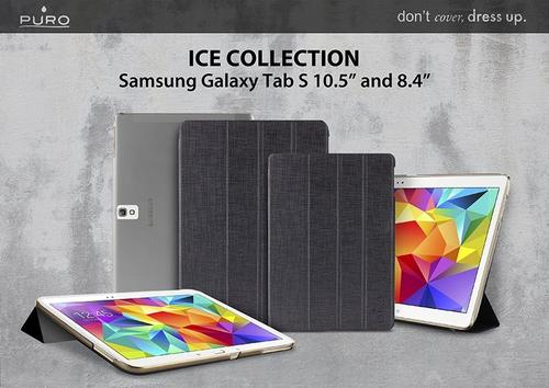 "Puro Zeta Slim Ice Samsung Galaxy Tab S 8.4"""