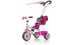 MILLY MALLY Rowerek Boby Delux 2015 Pink