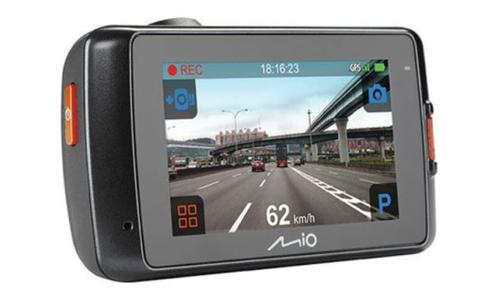 Mio MiVue 658 Touch Super HD DashCam