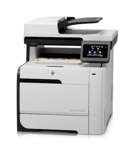 HP LaserJet Pro 300 color M351