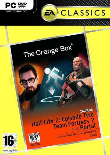 Half Life 2 The Orange Box Classic