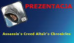 Assassin's Creed Altair's Chronicles Prezentacja